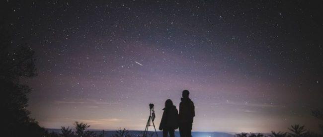 nuit étoiles
